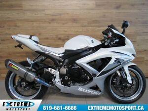 2009 Suzuki GSX-R750 42.14$/SEMAINE