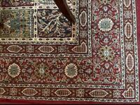 Victoria station! Large rug 2x3m in great condition