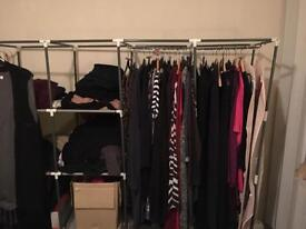 Fabric wardrobe for collection