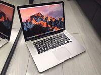 macbook pro retina 15 16gb ram 250gb ssd top spec