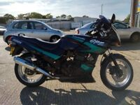 Great 500cc Kawasaki good runner only selling as now moved to london
