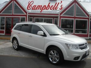 2015 Dodge Journey R/T AWD 7 PASSENGER DVD SYSTEM