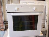 ELECTROLUX OVEN, WHITE HOB EXTRACTOR HOUSE, AND SINK WITH TAP £65 THE LOT OR NEAR OFFER