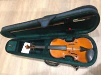 The Stentor Student ST Violin.