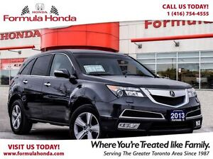2013 Acura MDX ALL WHEEL DRIVE | BLUETOOTH | ACCIDENT FREE