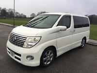 2005 Nissan Elgrand 3.5 4X4 Highwaystar BARGAIN