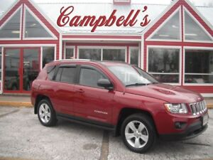 2012 Jeep Compass North SUNROOF HEATED SEATS!!
