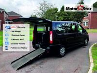 2013 (62) Peugeot Expert Wheelchair Accessible Vehicle Disabled WAV Dark Grey