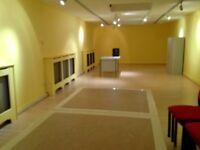 Spacious, newly refurbished office/studio
