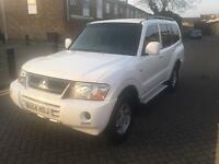 2005 Mitsubishi Shogun 3.2 DID With Low Mileage F.S.H & Very Strong Condition