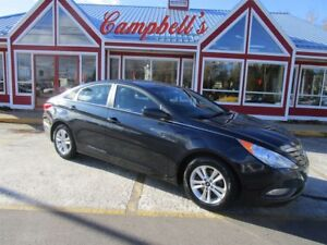 2013 Hyundai Sonata GLS SUNROOF HTD SEATS CRUISE ALLOYS