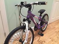 Excellent condition girls bike 5-7 years