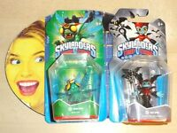 Brand New & Boxed Skylanders Trap Team Bat Spin + High Five figures
