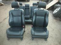 Toyota Avensis 2004-2009 Leather Seats Electric