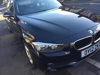 BMW 3 series 320d diesel 2012