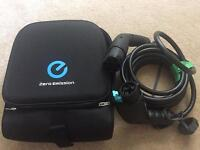 Genuine Nissan Leaf Portable electric charger cable