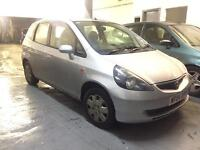 Honda Jazz 1.3 Excellent Runner 1.4