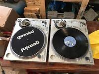 Gemini pt2000 decks