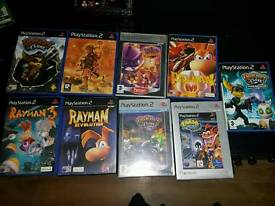 Classic kids playstation 2 games