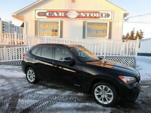 2014 BMW X1 xDrive28i AWD PANORAMIC SUNROOF HTD LTHR AUTOMATIC