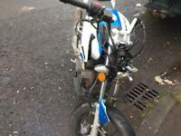 Lexmoto venom spares repairs or project 125cc