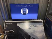 """Samsung 55"""" series 8 4K SUHD SMART LED TV ue55ks8000"""
