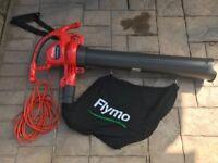 Flymo PowerVac 3000 Electric Garden/Leaf Blower Vacuum