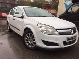 08 plate - Vauxhall astra 1.7 cdti - diesel - new engine this year with 50K on clock - 6 months mot