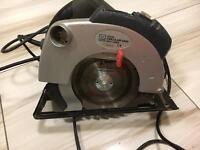 1200W circular saw with laser