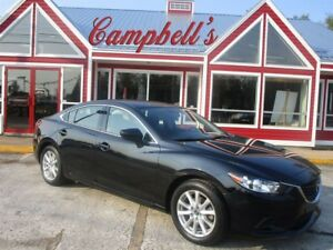 2014 Mazda MAZDA6 GX!! AIR!! CRUISE!! HTD SEATS ALLOYS