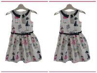 Nest Girls Dresses With Belt -Brand New