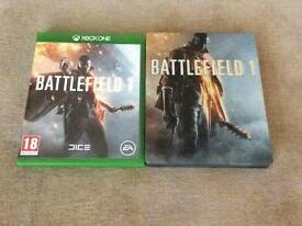 Battlefield 1 on Xbox one £20 'NOT STEELBOOK EDITION'