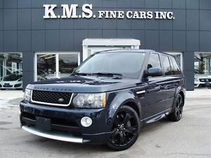 2011 Land Rover Range Rover Sport Supercharged| AUTOBIOGRAPHY PA