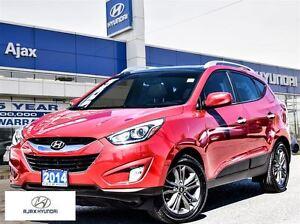2014 Hyundai Tucson GLS PANORAMIC ROOF | Hyundai Certified Pre-o