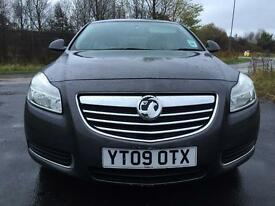2009 Vauxhall Insignia 2.0 CDTI Exclusive 1 Owner Full Service History Stunning Condition Bargain PX
