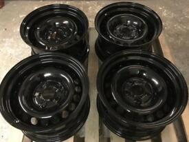 """16"""" t5 banded steel wheels"""