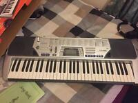 Casio CTK-496 Electric Keyboard (Price Negotiable)