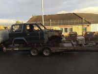 Scrap cars wanted £50 plus ££ 07794523511 Spares or repair car van