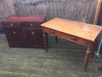 2 home desks