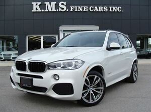2015 BMW X5 xDrive35 DIESEL|M-SPORT| DVD ENTERTAINMENT| CLEAN