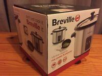 1.8L Breville rice cooker