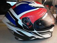 AGV K5 Crash Helmet XSmallSize 53-54Only worn 10-12 times