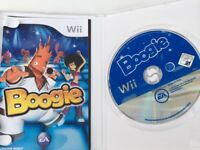 Wii Boogie vgc free with any purchase