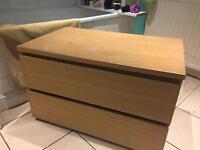Free IKEA 2 drawer