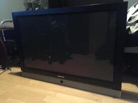 Samsung 42 inch tv plasma