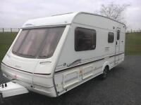Swift Lifestyle 520/SE Four Berth Caravan