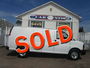 2011 Chevrolet Express 2500 2500 135!! 4.8L V8!! NEWLY INSPECTED