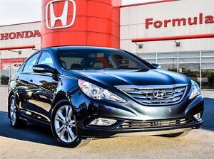 2012 Hyundai Sonata 1 OWNER, LOW KMS, ACCIDENT FREE