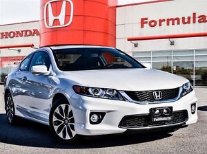 2014 Honda Accord EX-L w/Navi-Enjoy the luxury. Looks great in w