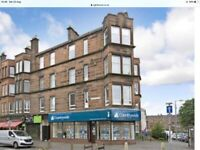 Beautiful 2 bed tenement flat for sale on Alexandra Parade O/O £129,995